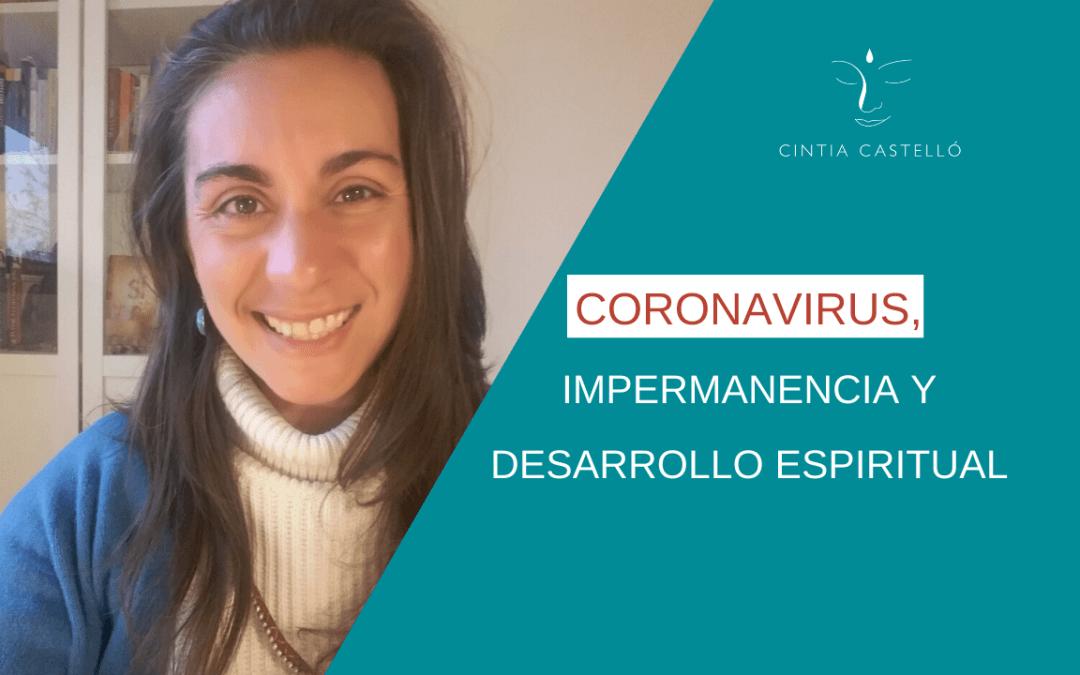 Coronavirus, impermanencia y desarrollo espiritual