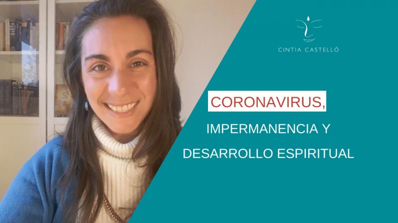 Coronavirus y desarrollo espiritual